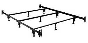 Metal Bed Frame Footboard Bracket Sturdy Metal Bed Frame With Headboard And