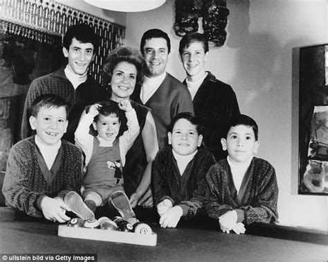 actor gary lewis wife jerry lewis dies aged 91 daily mail online