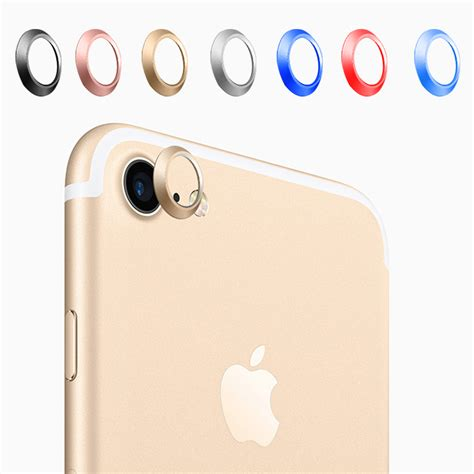 Ring Kamera For Iphone 7 ring lens protector iphone 7 silver