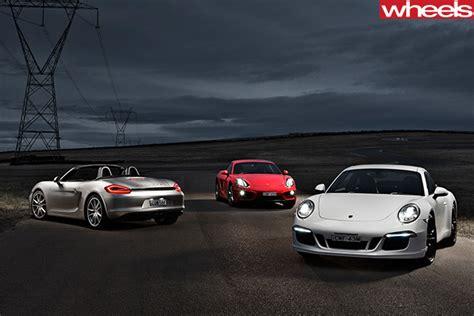 Porsche Cayman Vs Boxster by Archive 2013 Porsche Boxster S Vs Porsche Cayman Vs