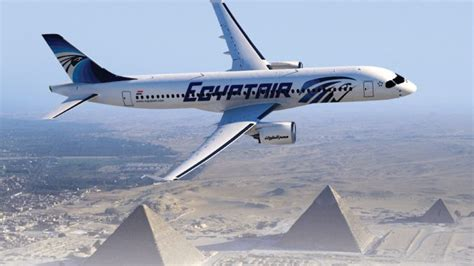 Service Letter Bombardier Egyptair Orders Bombardier C Series Aircraft In Dubai