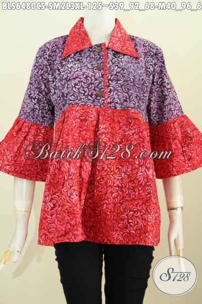 Preloved Baju Atasan Warna Hitam model batik untuk atasan model baju batik modern 2018