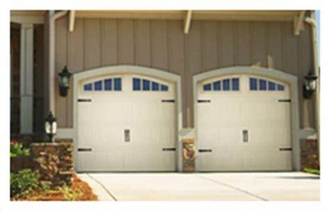 Garage Sales St Louis by Doorlink Model 3640 Carriage House Residential Garage