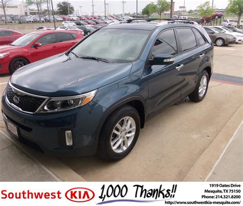 Southwest Kia In Mesquite Happy Birthday To Jeannette Pugh From Clinton Miller And