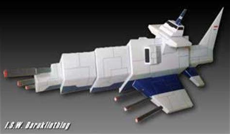 Papercraft Spaceship - isw baruklinthing spaceship papercraft paperkraft net