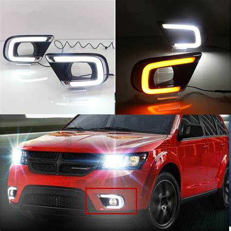 dodge journey led lights are there running lights on 2014 dodge journey autos post