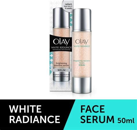 Olay White Radiance Brightening olay white radiance advance whitening intensive brightening serum price in india buy olay