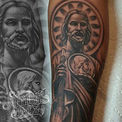 tattoos san judas tadeo san judas tadeo tattoos www pixshark images