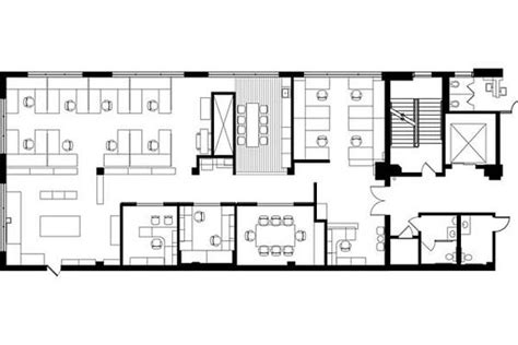 office space floor plan san francisco offices and floors on pinterest