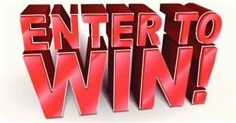 Enter To Win Template by Enter To Win Template Signs Www Pixshark Images