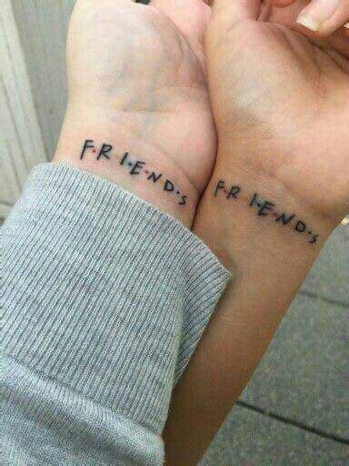matching wrist tattoos for best friends best 25 best friend tattoos ideas on bestie