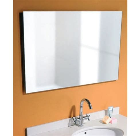 roca 900 x 900mm square bathroom mirror