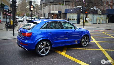 Audi Q Rs 3 by Audi Rs Q3 8 April 2014 Autogespot