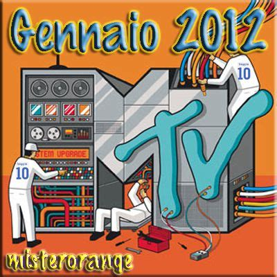 top 20 hit list italia misterorange gennaio 2012 mp3