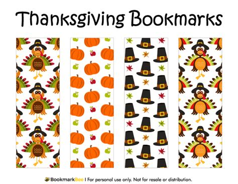 printable turkey bookmarks free printable thanksgiving bookmarks download the pdf