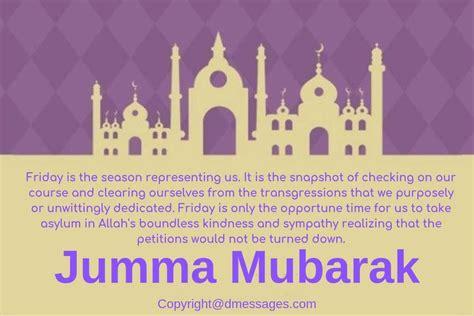 happy jumma mubarak image dmessages