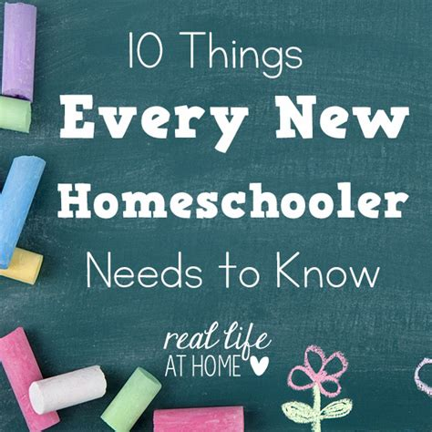 things every home needs homeschooling advice 10 things every new homeschooler