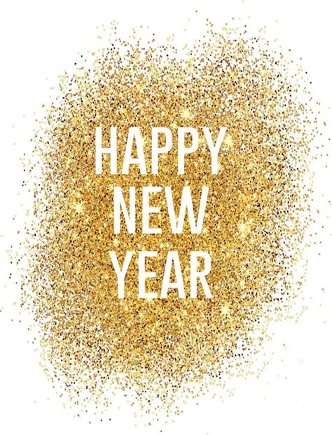Happy New Year Bglam by Happy New Year Dalby Chiropractic Clinic