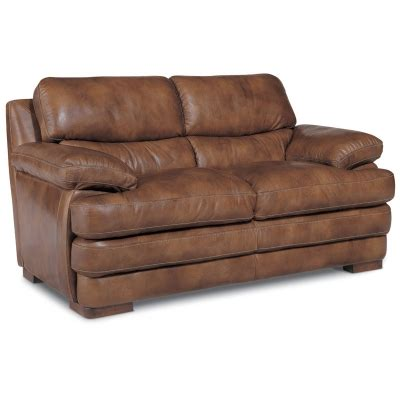 leather loveseat with nailhead trim flexsteel 1127 20 dylan leather loveseat without nailhead