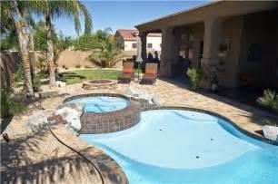 tropical arizona pool landscaping network