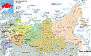 russia political map with cities large detailed political and administrative map of russia with all roads cities and airports