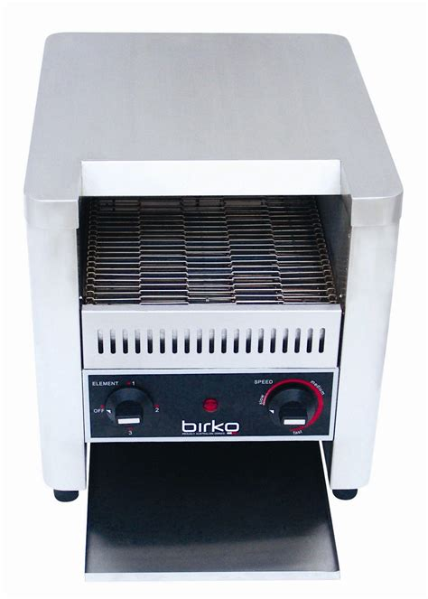 Toaster Conveyor birko conveyor toaster up to 600 slices 1003202
