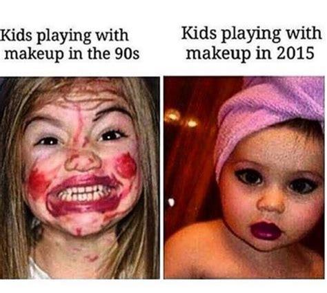 Meme Makeup - bad makeup meme mugeek vidalondon