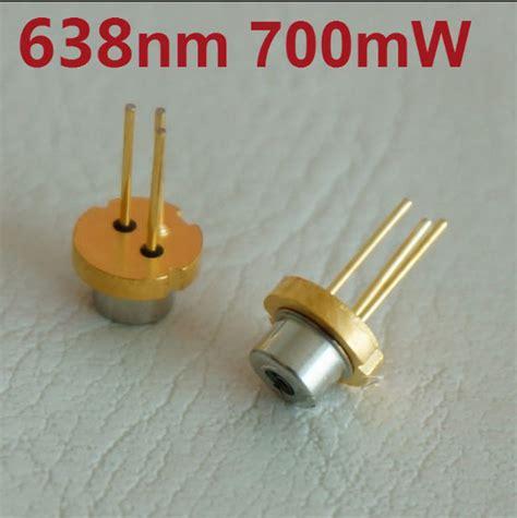 multimode laser diode oclaro 635 638nm 700mw hl63193mg hitachi orange laser diode multimode