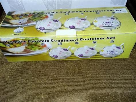 Tempat Sayur Keramik Mangkok Keramik jual mangkok tempat sambal keramik harga murah bekasi oleh