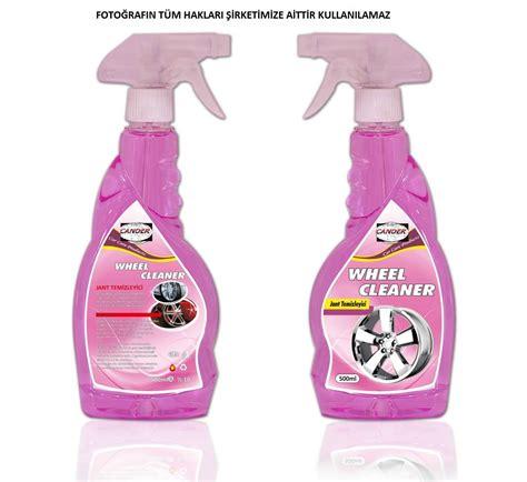 temizleme sipreyi