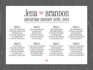 wedding seating chart poster template up seating chart posters something turquoise