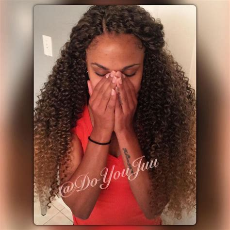 how to style and cut crochet braids with marley hair best 25 curly crochet braids ideas on pinterest curly