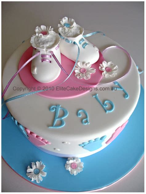 Baby Shower Cake Design Ideas by Booties Baby Shower Cake Baby Shower Cakes Sydney Baby