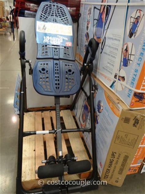 teeter inversion table costco teeter hang ups inversion table