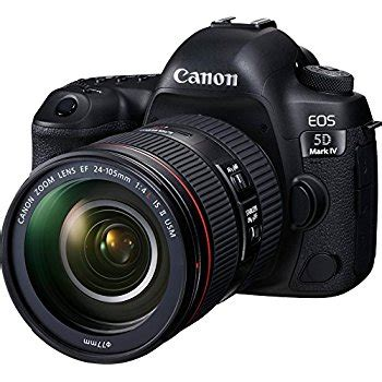 canon eos 5d mark iv 30.4 mp digital slr camera + ef