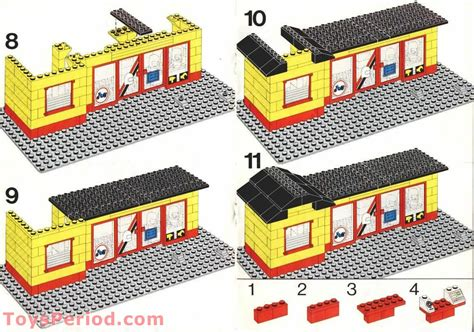 lego house instructions lego 6373 motorcycle shop set parts inventory and