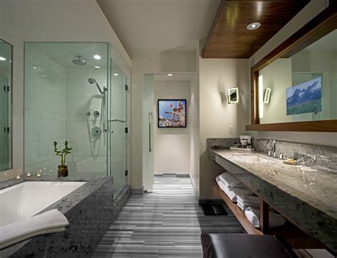 Modern Spa Bathroom by Photos Modern Spa Bathroom Design 2 The Spa At Ch 226 Teau