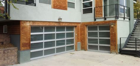All Glass Garage Door All Glass Garage Doors For Residential Denver Co