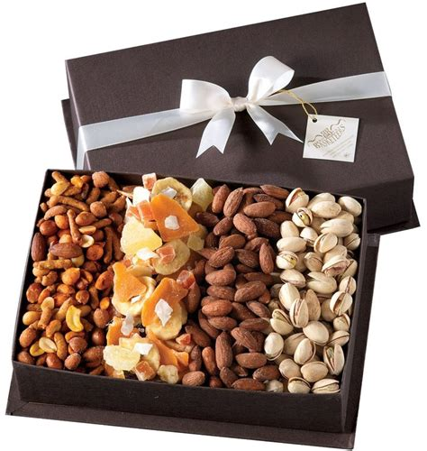 christmas holiday gourmet food baskets nuts gift basket mixed nuts 7 different nuts five star gift baskets broadway basketeers gourmet fruit and nut gift basket for s day price 24 95 best