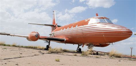elvis presley plane you could own elvis presley s private jet in all its red