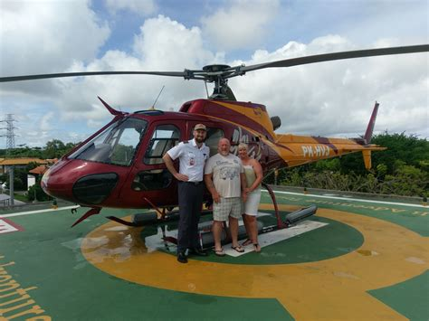 bali helicopter tours  amazed  breathtaking views