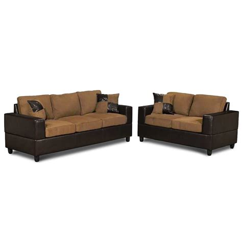 5 piece leather sectional sofa amazoncom 5 piece microfiber and faux leather sofa and