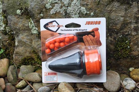 Pocket Sling Complete Version With Arrow Shotkit Hammer the pocket circular slingshot