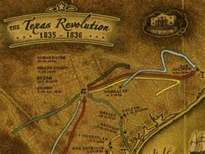 buy revolution map 1835 to 1836 unique gifts
