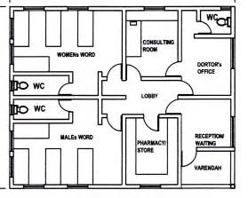 health center floor plan dispensary hope springs international