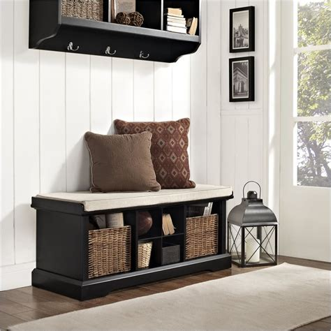 entryway storage bench 30 eye catching entryway benches for your home digsdigs