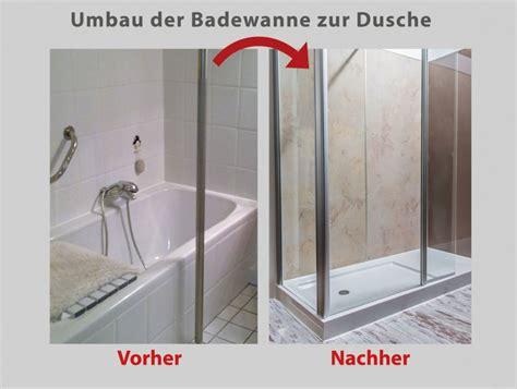 Badewanne Zu Dusche by Umbau Der Badewanne Mit Dem Patent Quot Wanne Zur Dusche Quot In 8