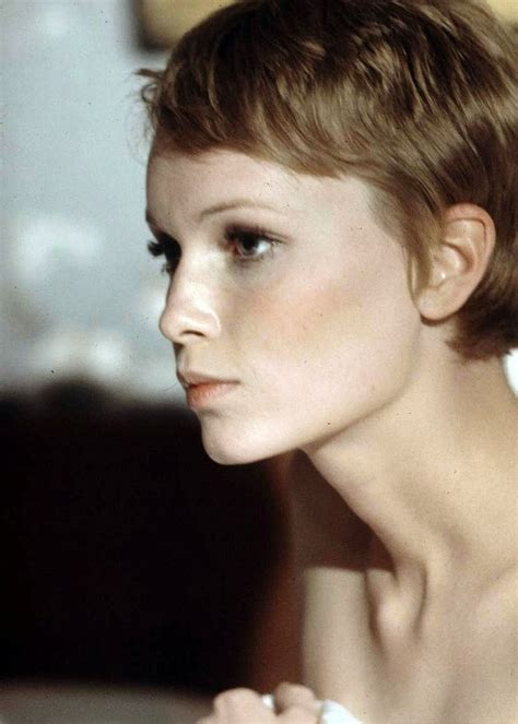 mia farrow haircut beautiful mia farrow of the 1960s vintage everyday