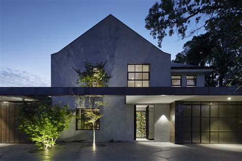 hopetoun road residence  toorak  architect