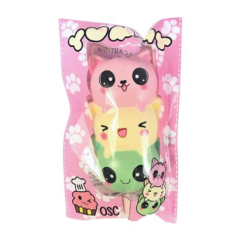 Squishy Dango squishy cats dango kawaii panda cuter